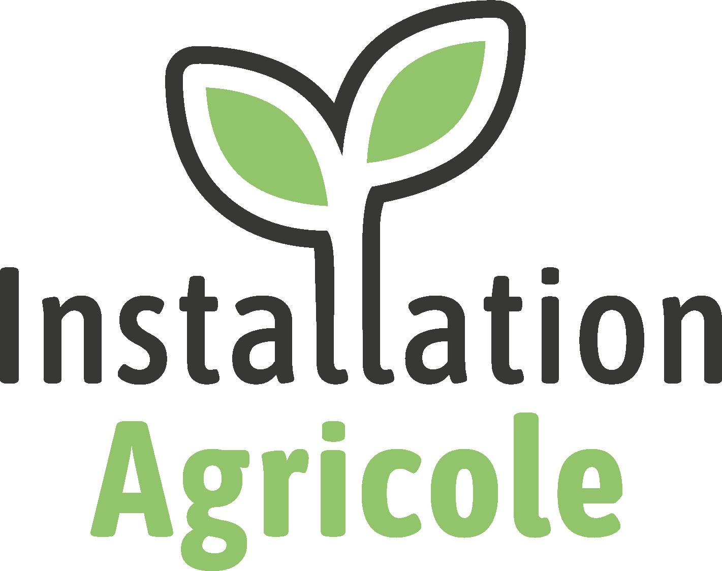 Logo Installation Agricole